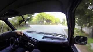 BMW E30 M42 Drive Around