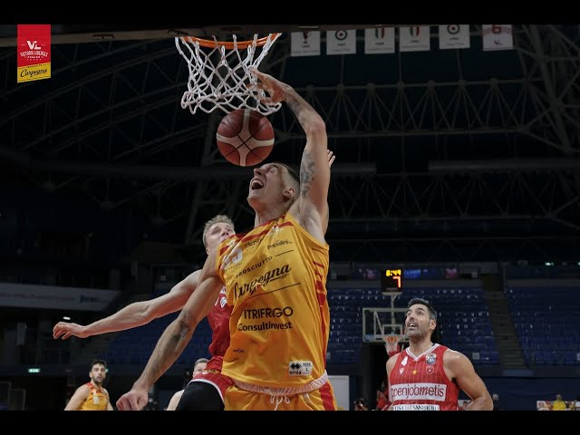 [HighLights] Carpegna Prosciutto Basket Pesaro - Openjobmetis Varese: 85 - 78