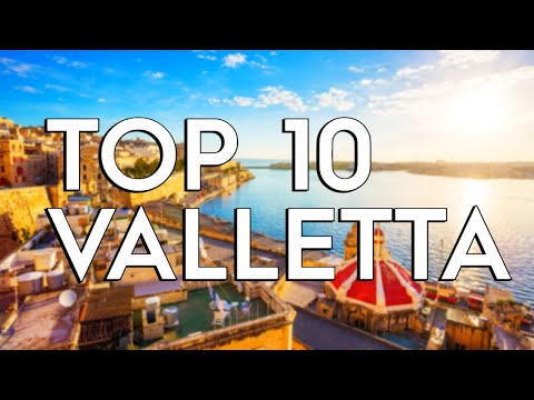 ✅ TOP 10: Things To Do In Valletta