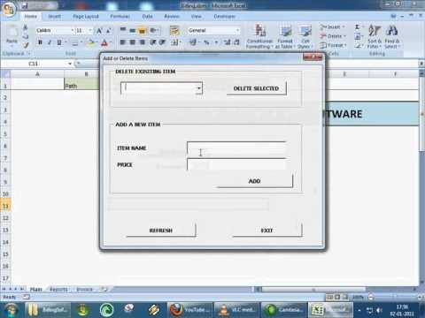 Billing SoftwareDemo YouTube - Invoice software demo