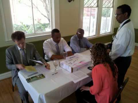 Clarkston GA Mayoral Forum - September 22, 2013
