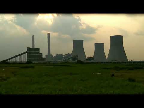 Prayagraj power plant shankargarh allahabad( distant view