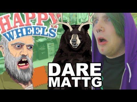 Dare MattG - 46 ( Piercing advice, unicycle, Happy Wheels) - Dare MattG - 46 ( Piercing advice, unicycle, Happy Wheels)