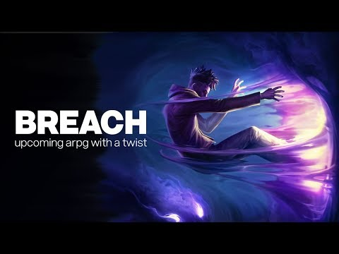 What is Breach - Strange New aRPG | 2019