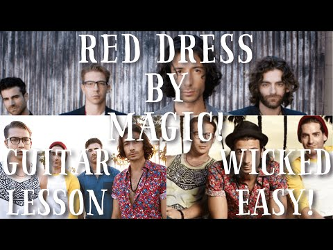 Red dress chords 2nd