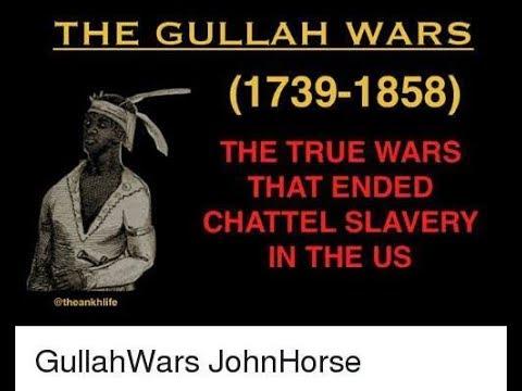 Gullah Wars pt 1