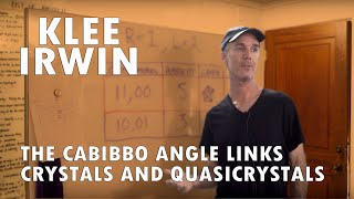 Klee Irwin The Cabibbo Angle Links Crystals and Quasicrystals