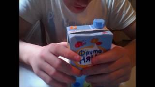 обзор детские соки Фрутоняня со вкусом яблока