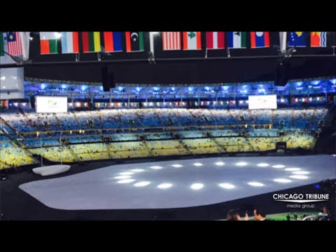 Sneak Peek at the Maracana Stadium Ahead of Olympics Opening Ceremony