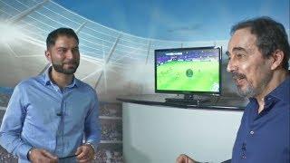 Amin Samii et Didier Roustan extrait du Blog Roustan TV 22.03.2018