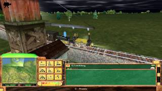 Railroad Tycoon 3 17 - The State Of Germany 1/3