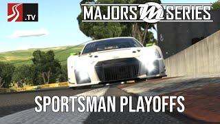 Majors Series | Sportsman | Playoffs Pt. 2