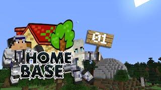 minecraft smp home base server 全家都大冒險 1 一開始已經有土地問題