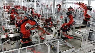 Workforce Cut from 650 to 60, Productivity Triples at Unmanned Factory