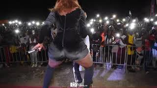 Wendy Shay - Performs at Asankrangwa Pre-xmas jams