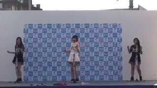 平成26年8月3日、土浦市の大国中央駐車場特設ステージで行われた『土浦...