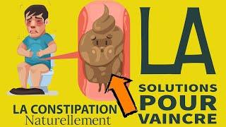 Voici 5 solutions pour vaincre la constipation naturellement