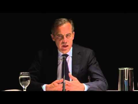 2013-05-21 Press conference / conférence de presse - Mark Carney HD