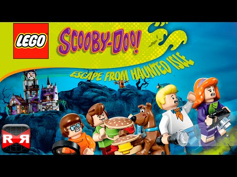 LEGO Scooby-Doo Escape from Haunted Isle (By LEGO Systems) - iOS / Android - Gameplay Video