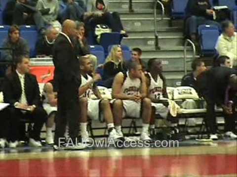 FAU basketball beats Louisiana Lafayette