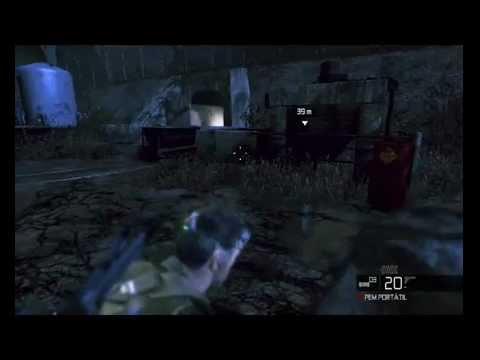 Splinter Cell Conviction Guia Español Parte 35 [Difícil] [Modo Realista]