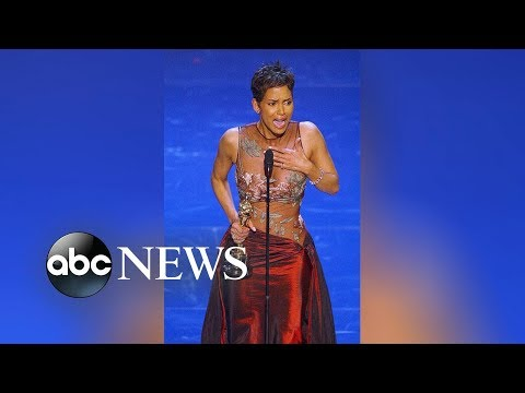 A look back at some memorable speeches from Meryl Streep, Halle Berry and more l GMA Digital
