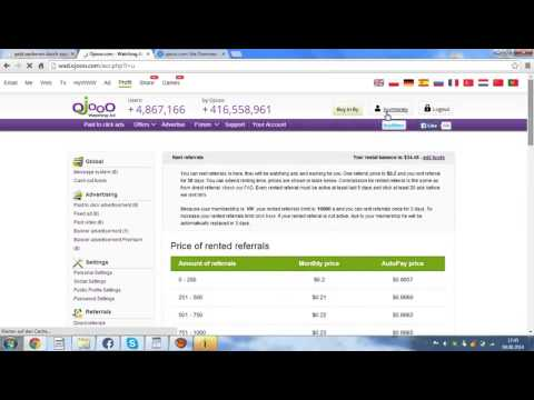 Ojooo  cashout 1662,30$   english tutorial
