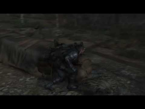 Stealth is a vital part of Metal Gear...