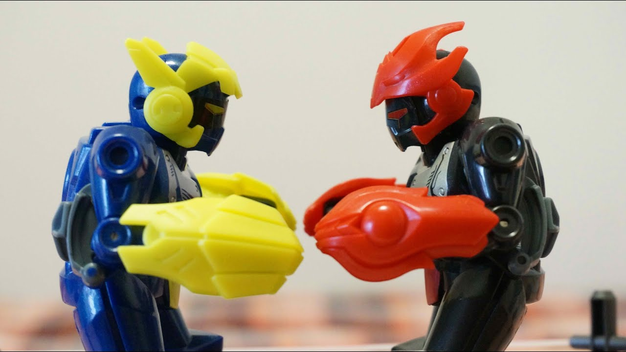 Robots Boxing