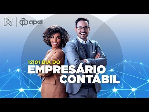 Dia do Empresário Contábil - Fabiano Pires, Apel Contabilidade