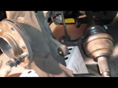 Cv axle removal 2000 bmw x5