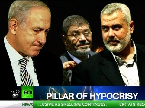 CrossTalk on Gaza: Pillar of Hypocrisy