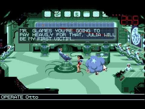 Operation Stealth (AKA James Bond: The Stealth Affair) Longplay (Amiga)