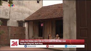 Giải pháp nào cho nhà cổ Đường Lâm? | VTV24