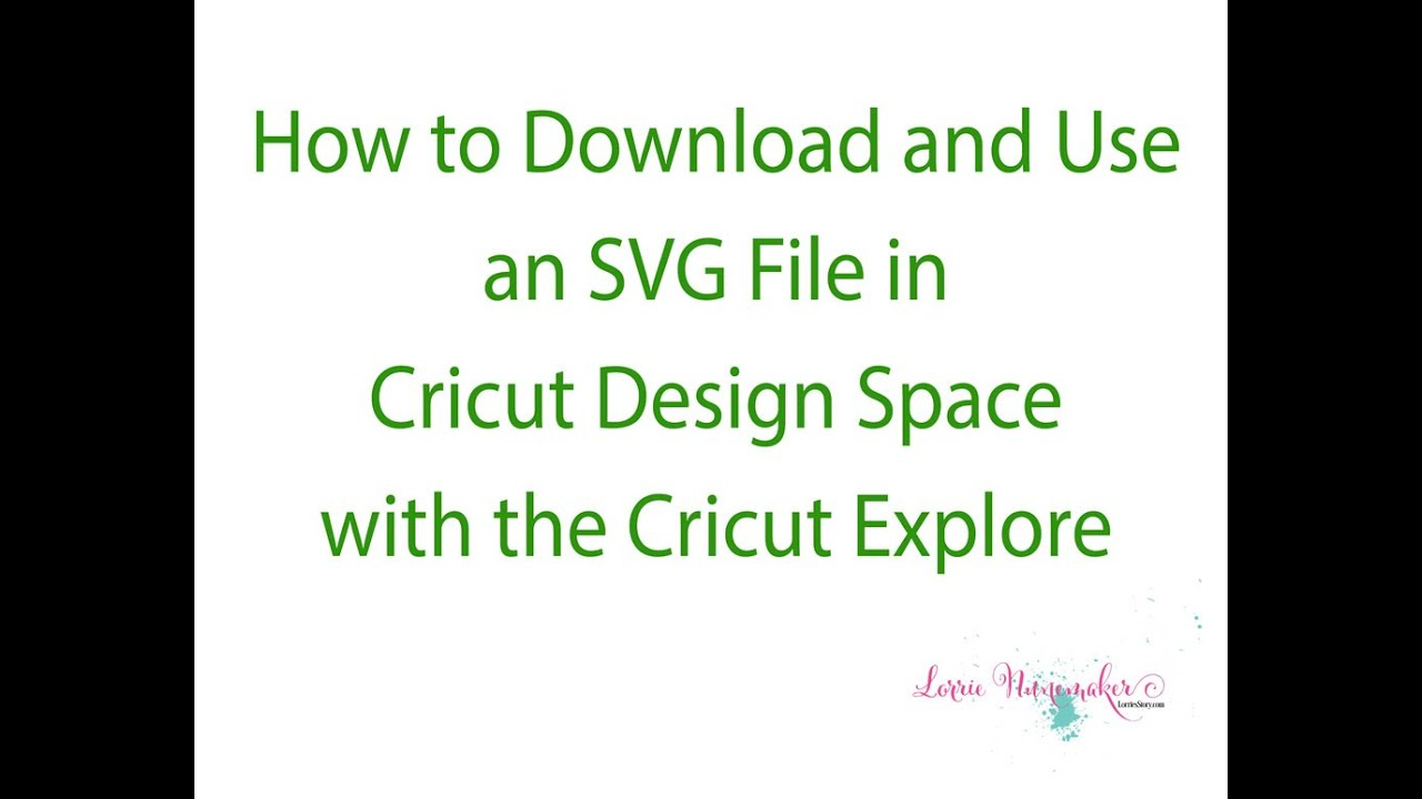 Download How to download and use an SVG in Cricut Design Space ...