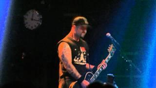 """Hatebreed LIVE Boundless (Time To Murder It) : Eindhoven, NL : """"Klokgebouw"""" : 2013-11-23"""