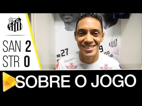 Lucas Veríssimo e Ricardo Oliveira analisam vitória contra o The Strongest