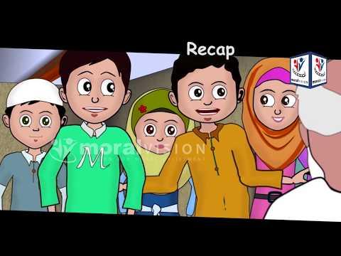 Abdullah in Ramadan part 03 - Roze me umar ka jhut Urdu