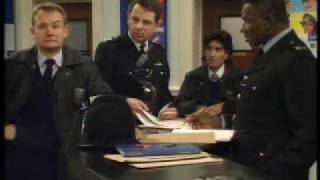 In part 5: The officers discuss immigration, and Inspector Fowler h...
