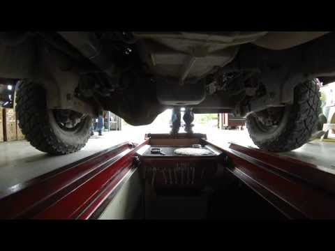 GoPro Hero 3 Oil Change Lube Center.