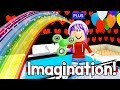 ROBLOX MEEP CITY IMAGINATION EVENT | RADIOJH GAMES