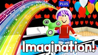 ROBLOX MEEP CITY IMAGINATION EVENT | RADIOJH GAMES