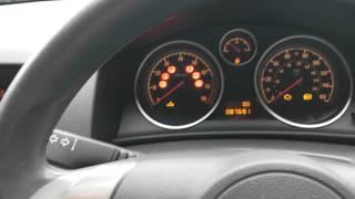 Vauxhall Astra H reset and reprogram engine ECU