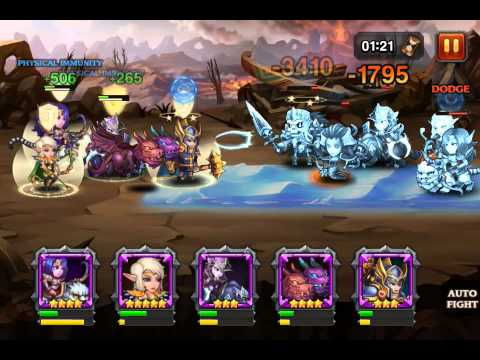 Heroes Charge Ep. 12 near to commando 5 stars |