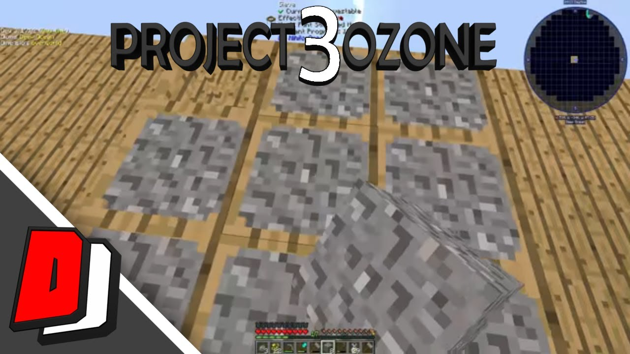 Project ozone requirements