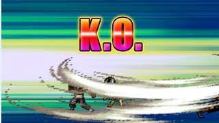 Game bleach vs naruto  Rukia vs Temari 2 người chơi