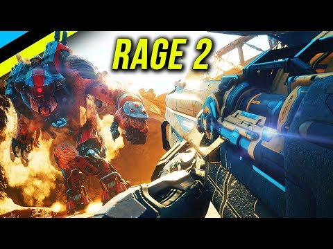 RAGE 2 - Three Reasons Why You Should Be Excited! thumbnail