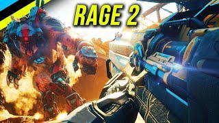 RAGE 2 - Three Reasons Why You Should Be Excited!