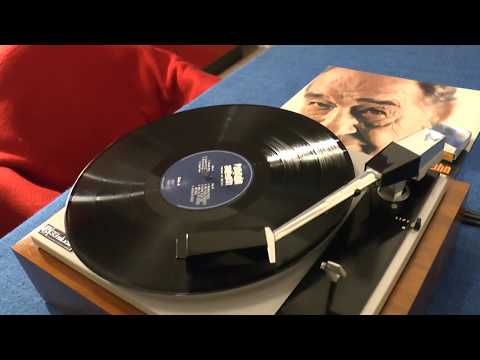 Vinyl HQ Paul Kuhn Florida Flirt 1964 PE33 Studio broadcast turntable 1973 Philips GP412/2 plays  LP