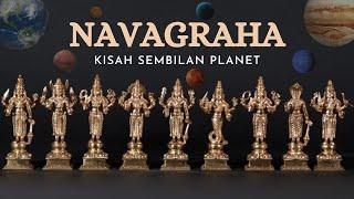 NAVAGRAHA, KISAH SEMBILAN PLANET - FAKTA HINDU